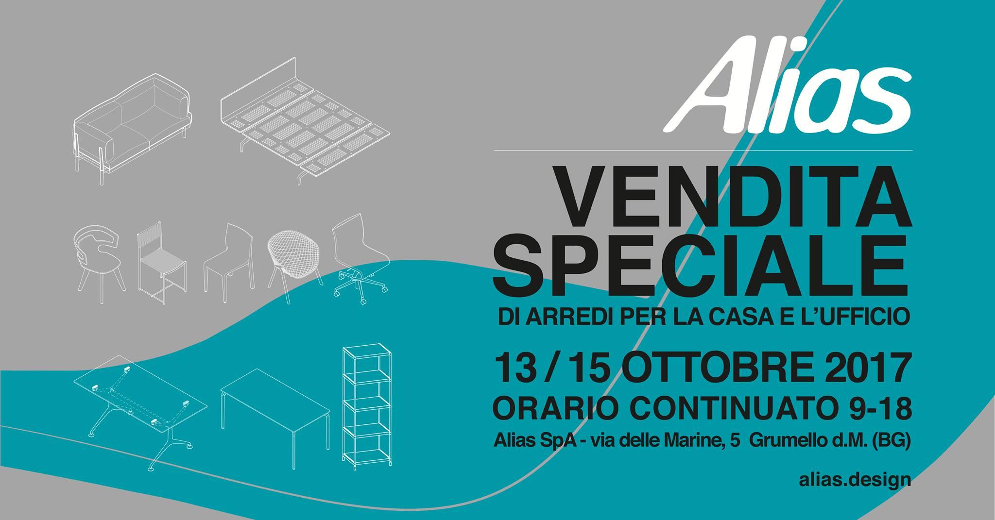 Vendita speciale alias ottobre 2017 design x all - Artemide vendita straordinaria 2017 ...