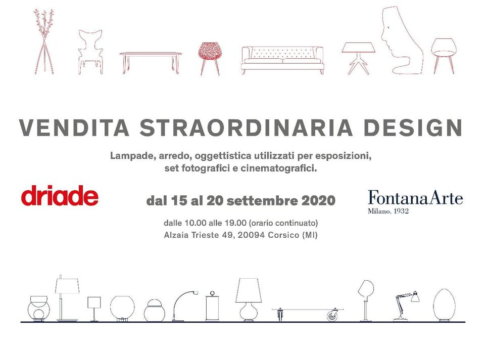 Driade-FontanaArte-SvenditaSettembre-2020