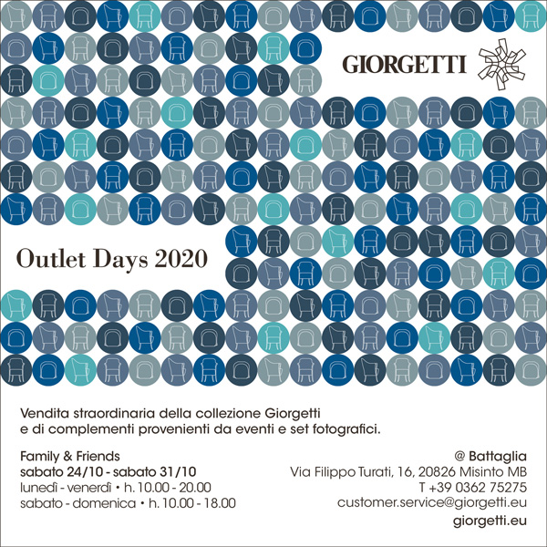 Giorgetti_Outlet_Days_2020_Family&Friends-designxall
